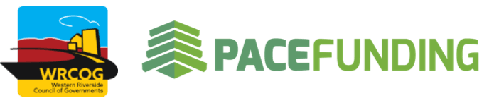 WRCOG and PACE Funding Logo