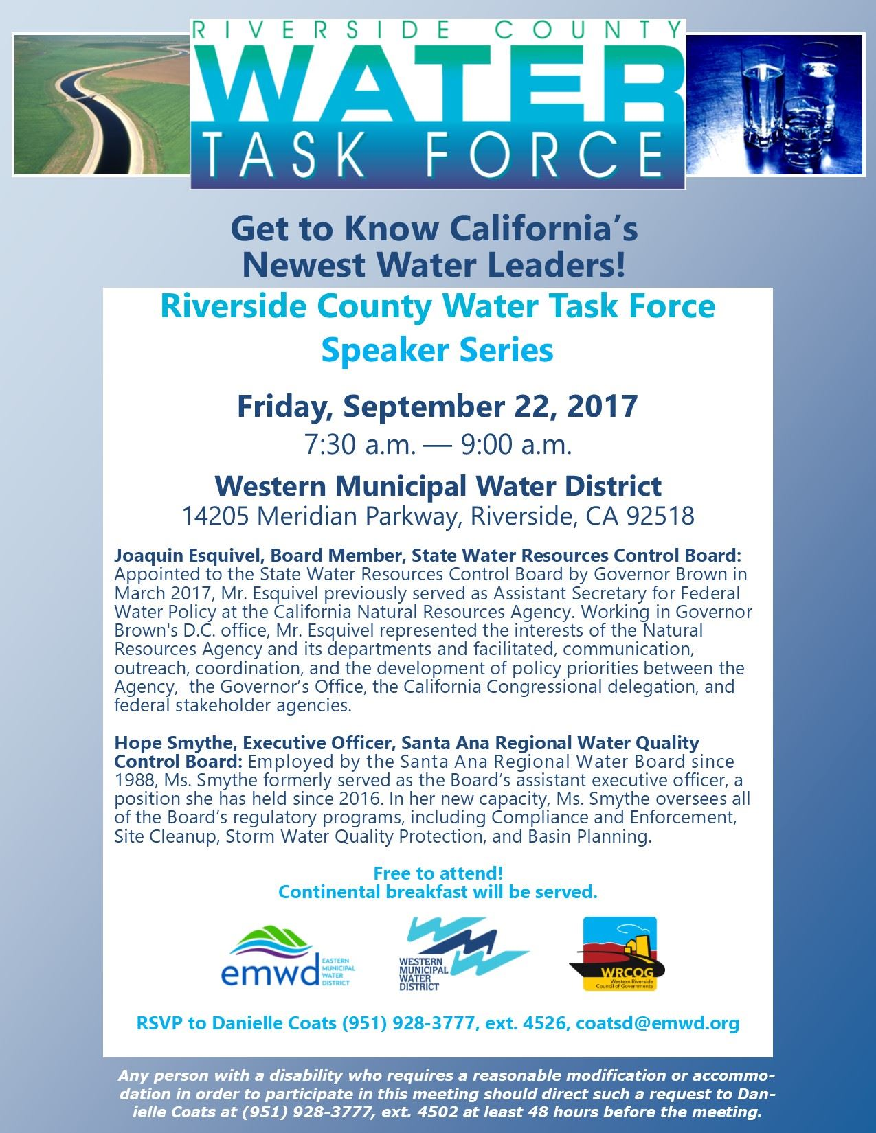 RivCo Water Task Force- September 2017_FINAL