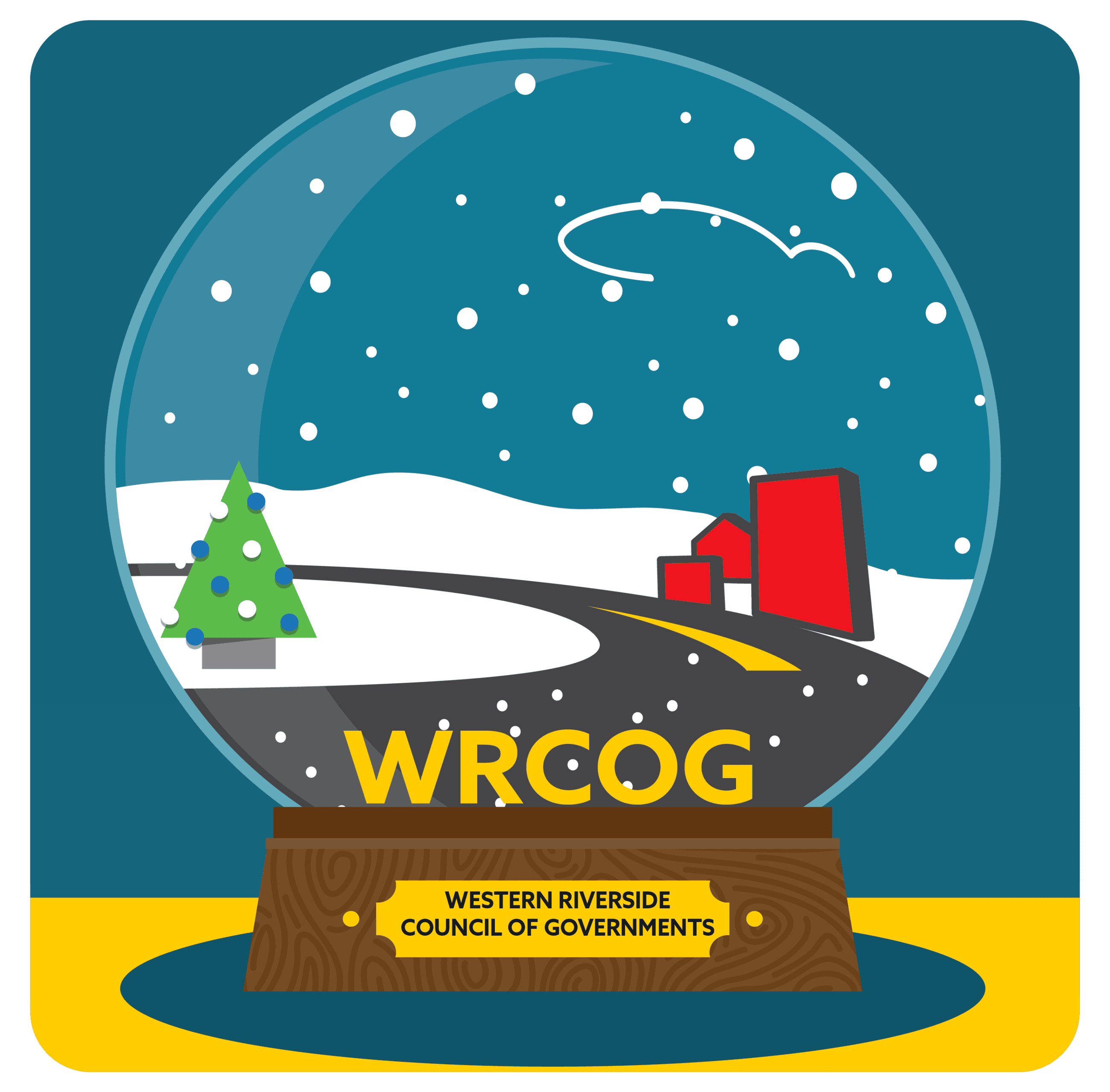 WRCOG holiday logo 2017 - Transparent